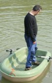 Barca de pescuit Sportyak