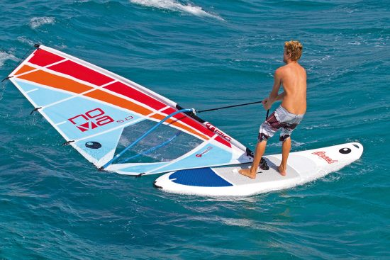 Placi si vele windsurf incepator