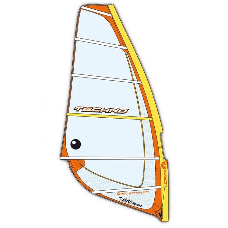 Vela windsurf Techno freeride