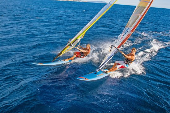 Echipament windsurf Romania