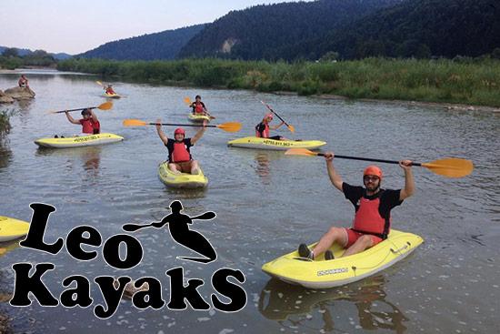 Leo Kayaks - Gura Humorului