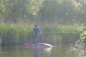 pescuit-caiac-Ouassou, in Delta Dunarii, foto: HS,