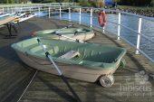 Barca de pescuit BIC 245 catamaran