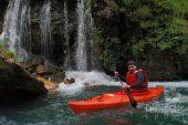 tura-raul-Tara-Muntenegru-caiac-Quest--9.5, foto: Oana, echipa HS, in caiac: Tibi