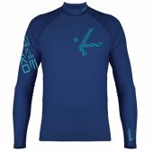 tricou-protectie-UV-50-Shade-Plush-culoare-Kaituna-Blue