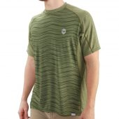 tricou-maneca-scurta-protectie-UV-50-Silkweight-Olive