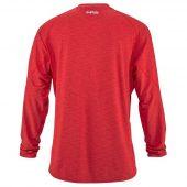 tricou-NRS-Silkweight-protectie-UV-50-rosu-Salsa-spate