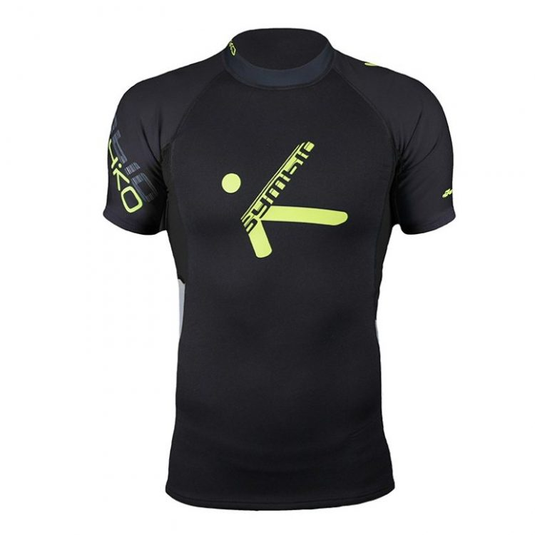tricou-neopren-Symbio-1.5-mm-lime